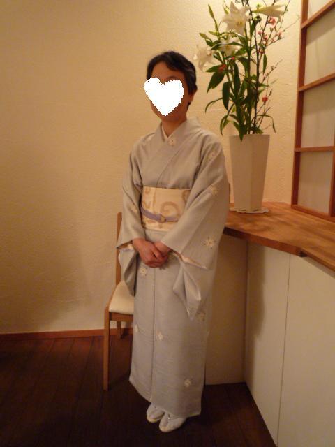 京 静華の中華と、皆様の着物姿。_f0181251_1823910.jpg