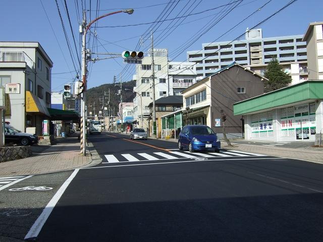 2009年実施の熊野町新住居表示の街を再訪。町名表示板もお目見え_b0095061_8312262.jpg
