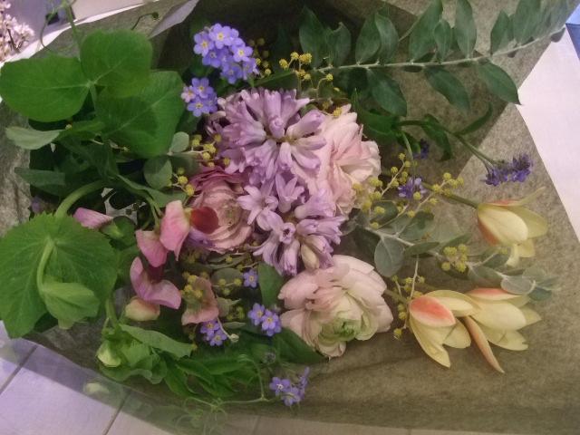 オークリーフ花の教室(春の花)_f0049672_162758100.jpg