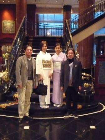 星付きの名店・龍天門で、極上飲茶_a0138976_19514330.jpg