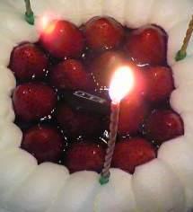 お誕生日の奇跡♪ ~happy birthday rush~_c0105183_2346233.jpg
