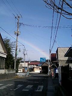 虹が出てます_d0027486_93845100.jpg