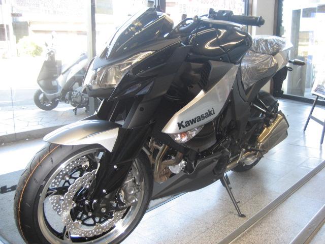 2010年モデル Z1000_a0169121_1813438.jpg