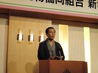 2010年 本場大島紬織物協同組合 新年会_e0194629_10171318.jpg
