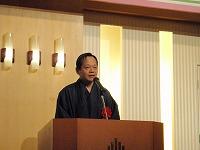 2010年 本場大島紬織物協同組合 新年会_e0194629_10172329.jpg