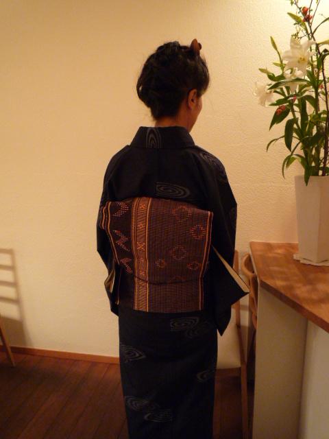 加藤ますえさんの着こなし・静華の杏仁豆腐。_f0181251_18491890.jpg