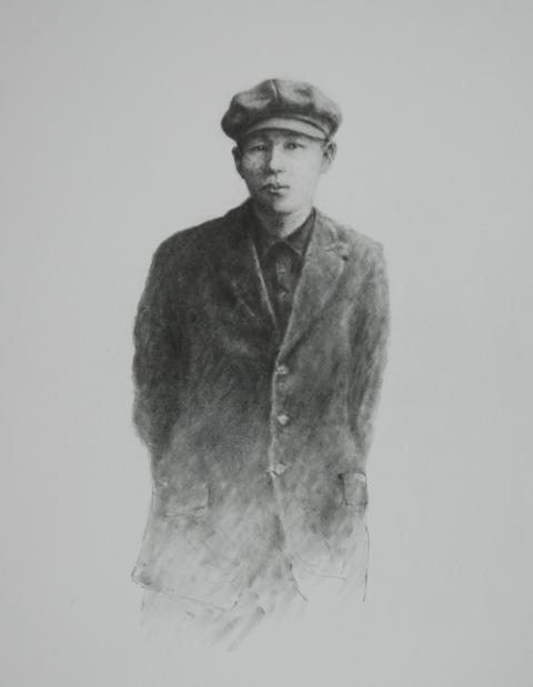 詩人の肖像 宮沢賢治絵葉書 10_f0159856_0283045.jpg