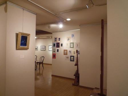 京橋のギャラリーで…_b0093660_0575535.jpg