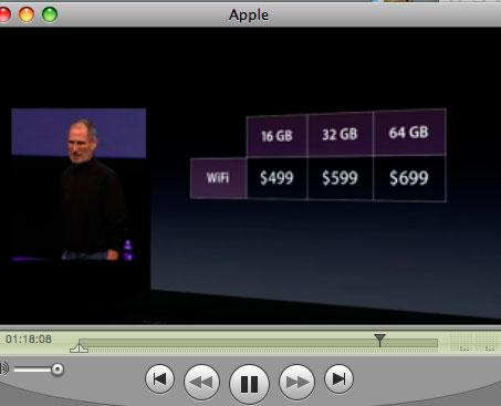 アップルのスティーブジョブズ氏の講演を聴いています_a0031363_6384134.jpg