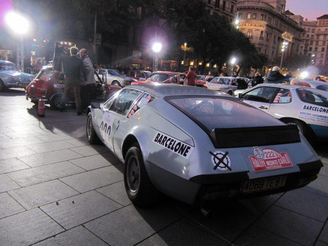 レトロ・カーのモンテカルロラリー Rally Montecarlo Historique 2010_b0064411_23123911.jpg