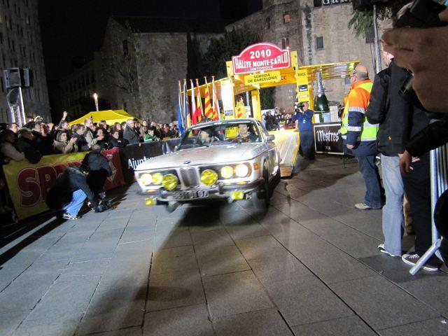 レトロ・カーのモンテカルロラリー2 Rally Montecarlo Historique 2010_b0064411_23282479.jpg