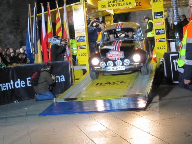 レトロ・カーのモンテカルロラリー2 Rally Montecarlo Historique 2010_b0064411_23293649.jpg