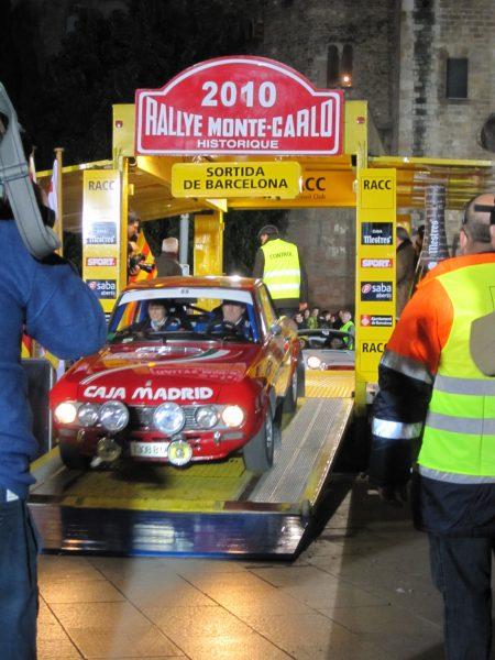 レトロ・カーのモンテカルロラリー2 Rally Montecarlo Historique 2010_b0064411_23302459.jpg