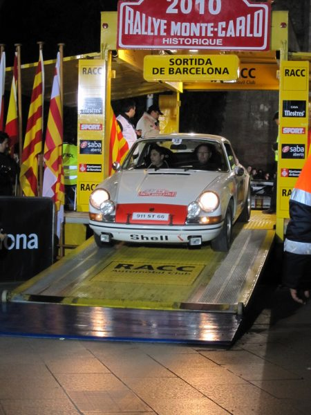 レトロ・カーのモンテカルロラリー2 Rally Montecarlo Historique 2010_b0064411_23311224.jpg
