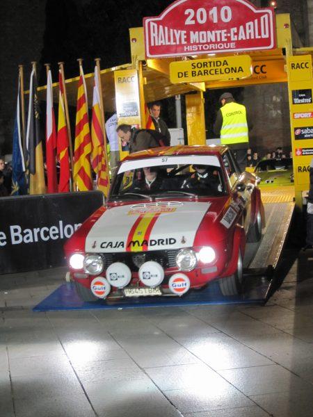 レトロ・カーのモンテカルロラリー2 Rally Montecarlo Historique 2010_b0064411_23313578.jpg