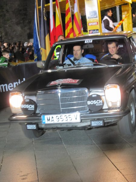 レトロ・カーのモンテカルロラリー2 Rally Montecarlo Historique 2010_b0064411_23425222.jpg
