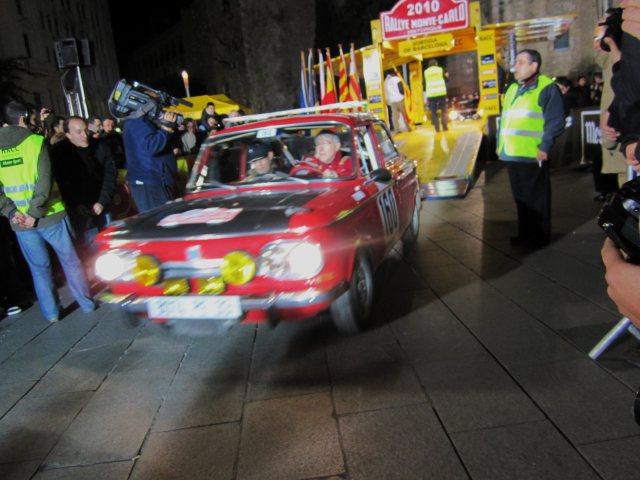 レトロ・カーのモンテカルロラリー2 Rally Montecarlo Historique 2010_b0064411_23462878.jpg