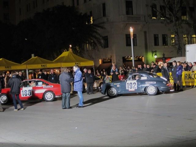 レトロ・カーのモンテカルロラリー2 Rally Montecarlo Historique 2010_b0064411_2348026.jpg