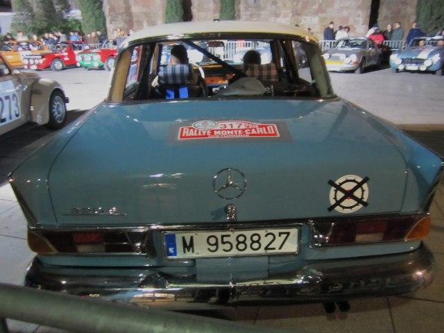 レトロ・カーのモンテカルロラリー2 Rally Montecarlo Historique 2010_b0064411_23492478.jpg