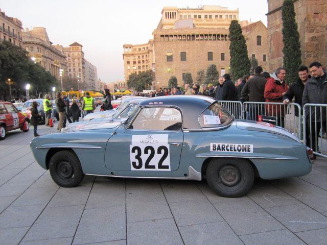 レトロ・カーのモンテカルロラリー Rally Montecarlo Historique 2010_b0064411_2354652.jpg
