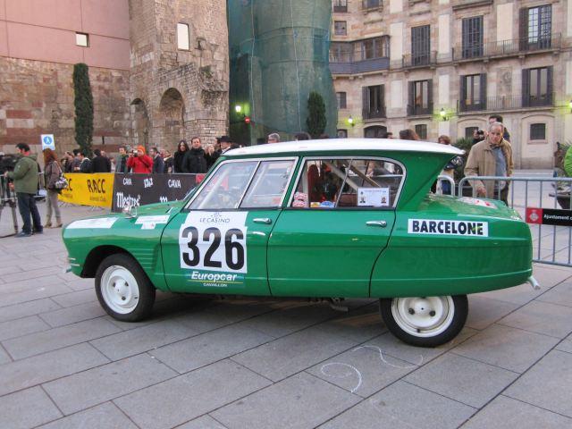 レトロ・カーのモンテカルロラリー Rally Montecarlo Historique 2010_b0064411_236371.jpg