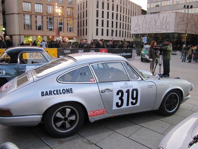 レトロ・カーのモンテカルロラリー Rally Montecarlo Historique 2010_b0064411_2365674.jpg