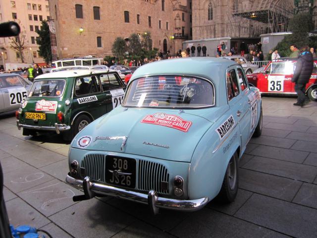 レトロ・カーのモンテカルロラリー Rally Montecarlo Historique 2010_b0064411_2375059.jpg