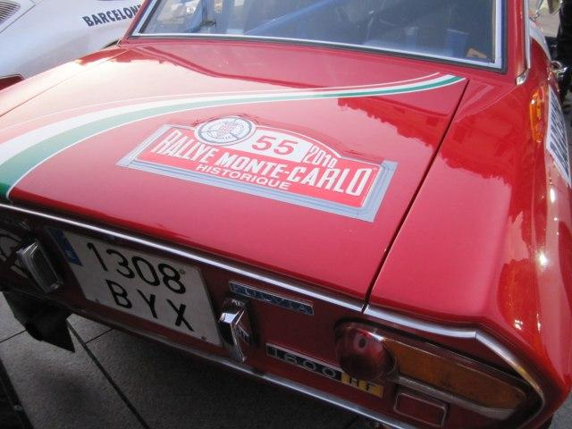 レトロ・カーのモンテカルロラリー Rally Montecarlo Historique 2010_b0064411_2384513.jpg