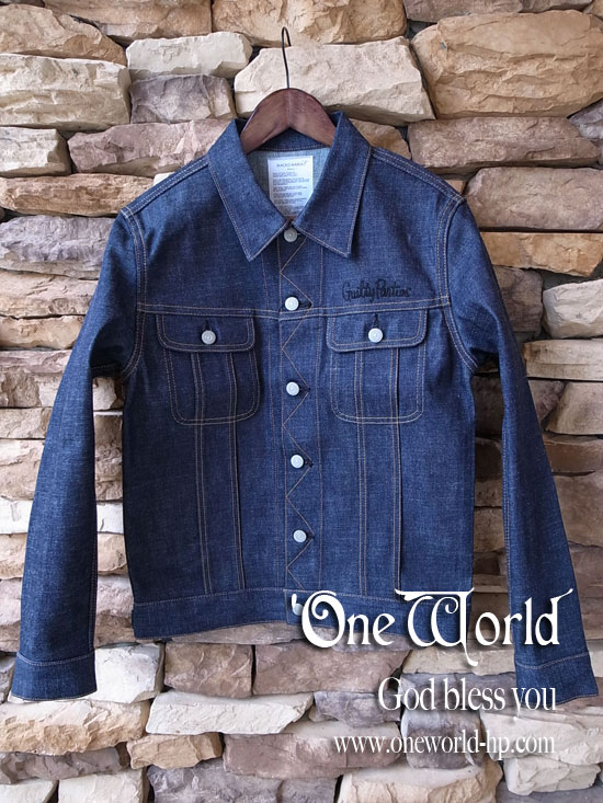 DENIM JKT_a0155932_18405962.jpg