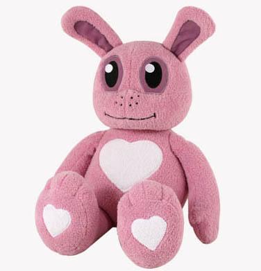 Love Bunny by Jeremyville_e0118156_22393067.jpg