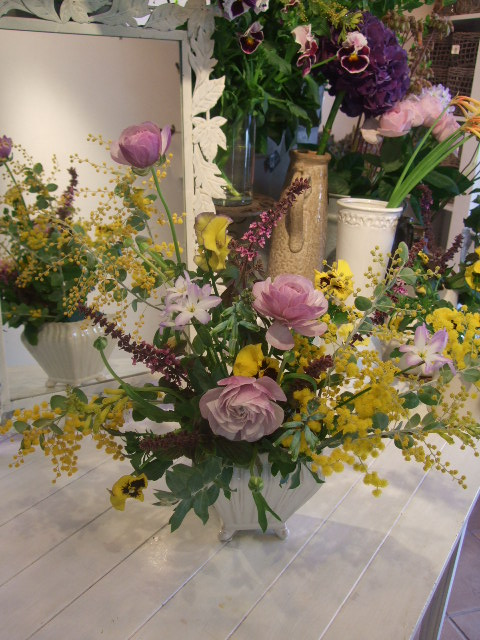 オークリーフ花の教室(長尾さんの作品)_f0049672_1804988.jpg