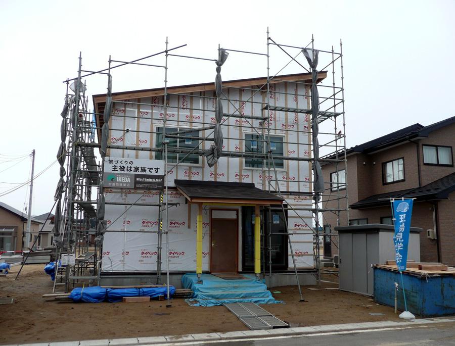 「薬師堂の家」 施工中見学会!_f0150893_21431596.jpg