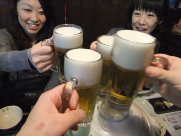横衛門 in  何の新年会!?_c0226202_20402996.jpg