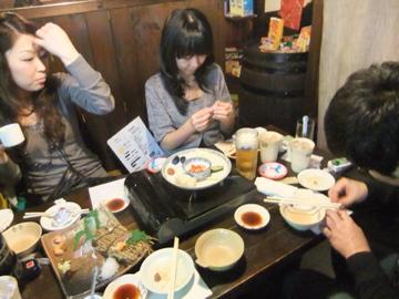 横衛門 in  何の新年会!?_c0226202_21164712.jpg