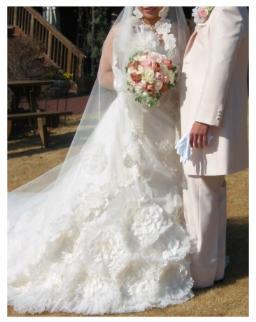 白ドレス&色ドレス _f0054809_14254127.jpg