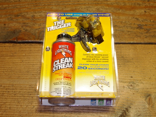 WHITE LIGHTNING Trigger Chain Cleaning System_e0132852_1817944.jpg