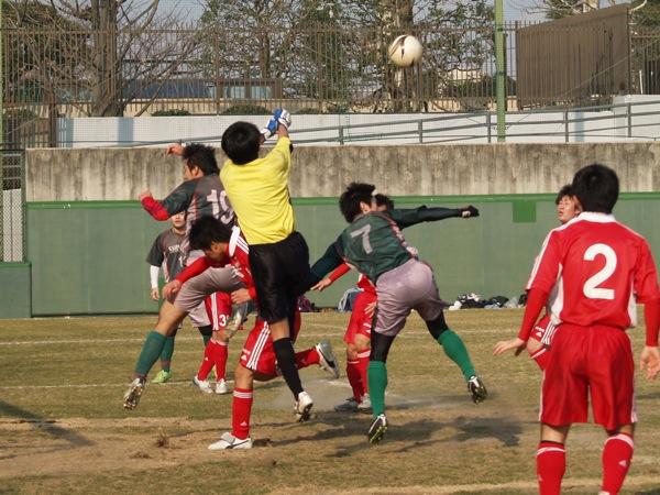 練習試合vs新宿FC_a0109270_2037097.jpg