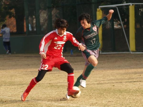 練習試合vs新宿FC_a0109270_20371753.jpg