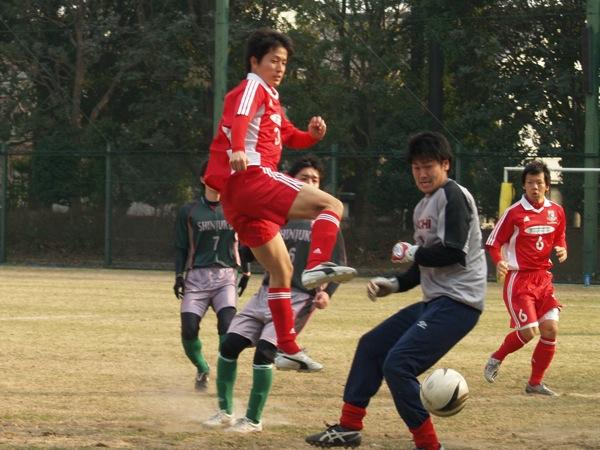 練習試合vs新宿FC_a0109270_20373732.jpg