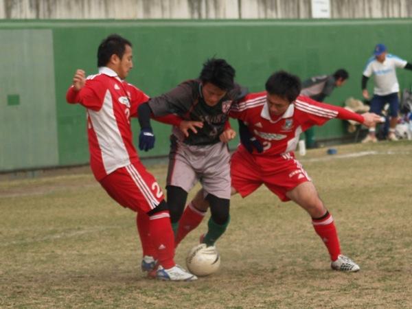 練習試合vs新宿FC_a0109270_2037575.jpg