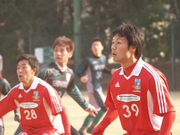 練習試合vs新宿FC_a0109270_2037943.jpg