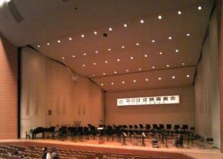 吹奏楽演奏会♪ ~wind orchestra~_c0105183_2212516.jpg