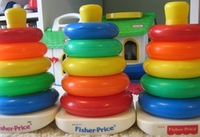 Fisher Price「ゆらりんタワー」