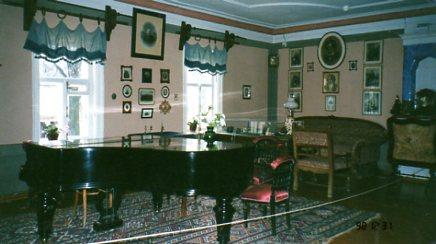 クリンのチャイコフスキーの家博物館_a0109837_16355139.jpg