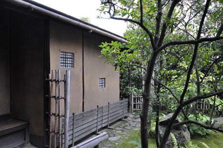 建物探訪 待庵・聴竹居・燈心亭_e0164563_15252927.jpg