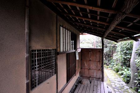 建物探訪 待庵・聴竹居・燈心亭_e0164563_15254381.jpg