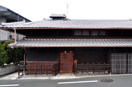 建物探訪 待庵・聴竹居・燈心亭_e0164563_1527330.jpg