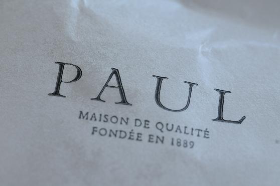 Paul のクロワッサン♪_c0116778_8435524.jpg