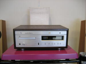LUXMAN D-38u!Kiso Acoustic HB-1☆_c0113001_21122429.jpg
