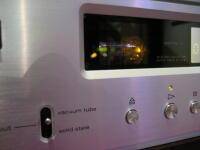 LUXMAN D-38u!Kiso Acoustic HB-1☆_c0113001_21131697.jpg